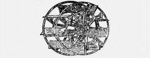 明轮推进器 螺旋桨 特种推进装置
