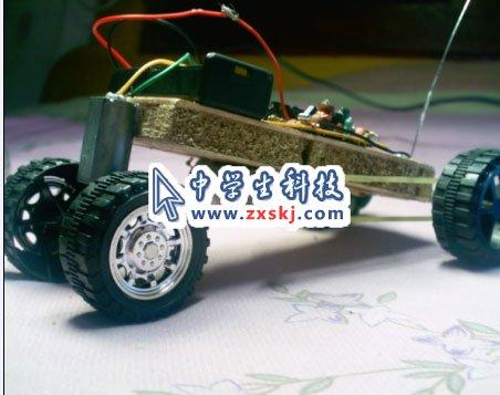 科技葡京现金平台注册-手工制作遥控汽车模型
