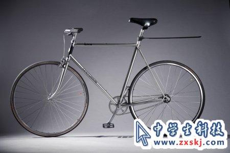 自行车科技小制作做法步骤
