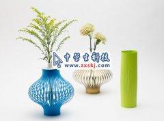 环保纸壶花瓶
